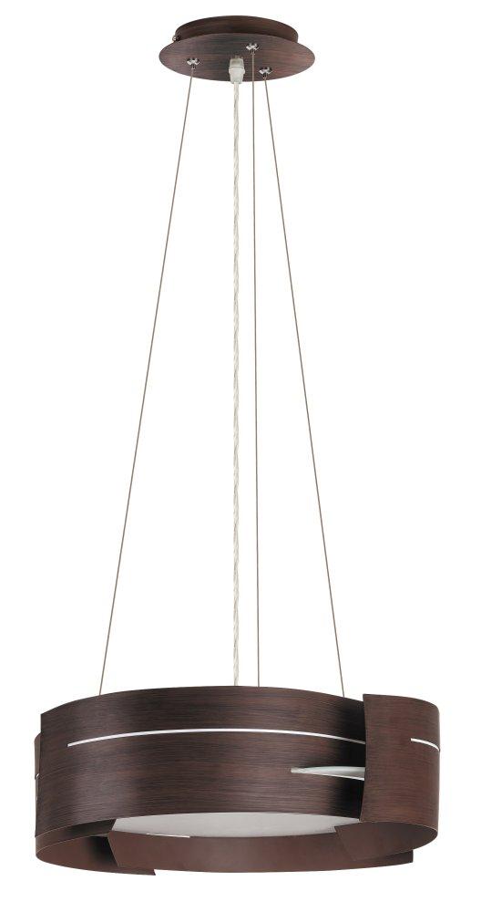 BERBERA VISILICA 3 x E27 60W WENGE