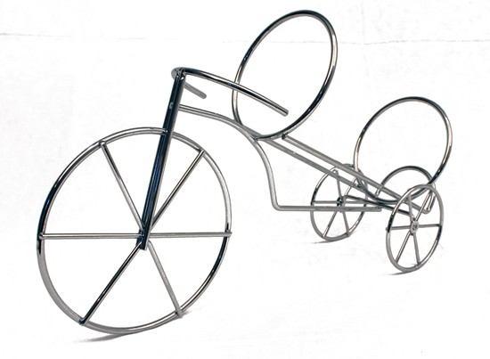 botla bicikl krom