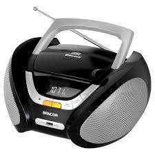RADIO CD/MP3/USB/BT SENCOR