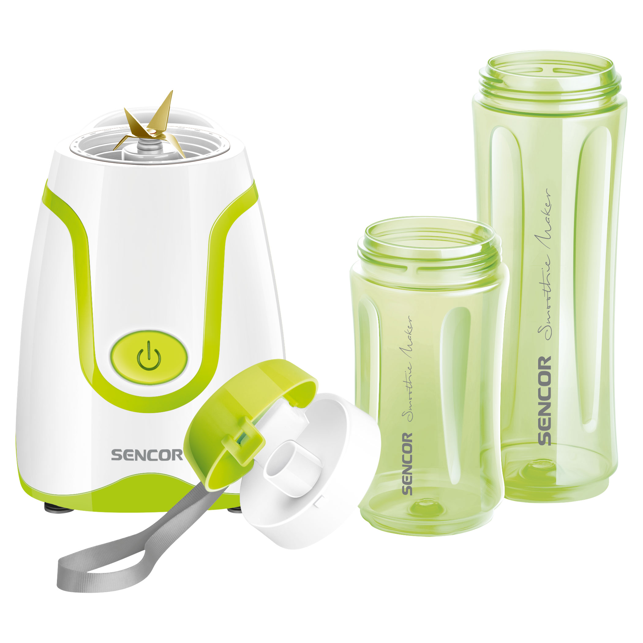 SENCOR SMOOTHIE MAKER ZELENI