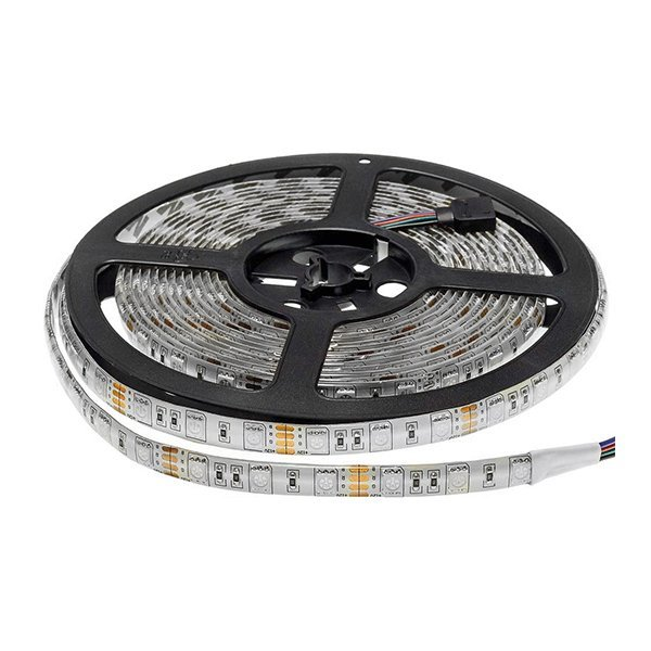 LED TRAKA 5050 60SMD/M RGB IP54  14,4W/m